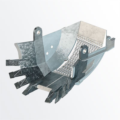 Wear parts for dredging and excavation