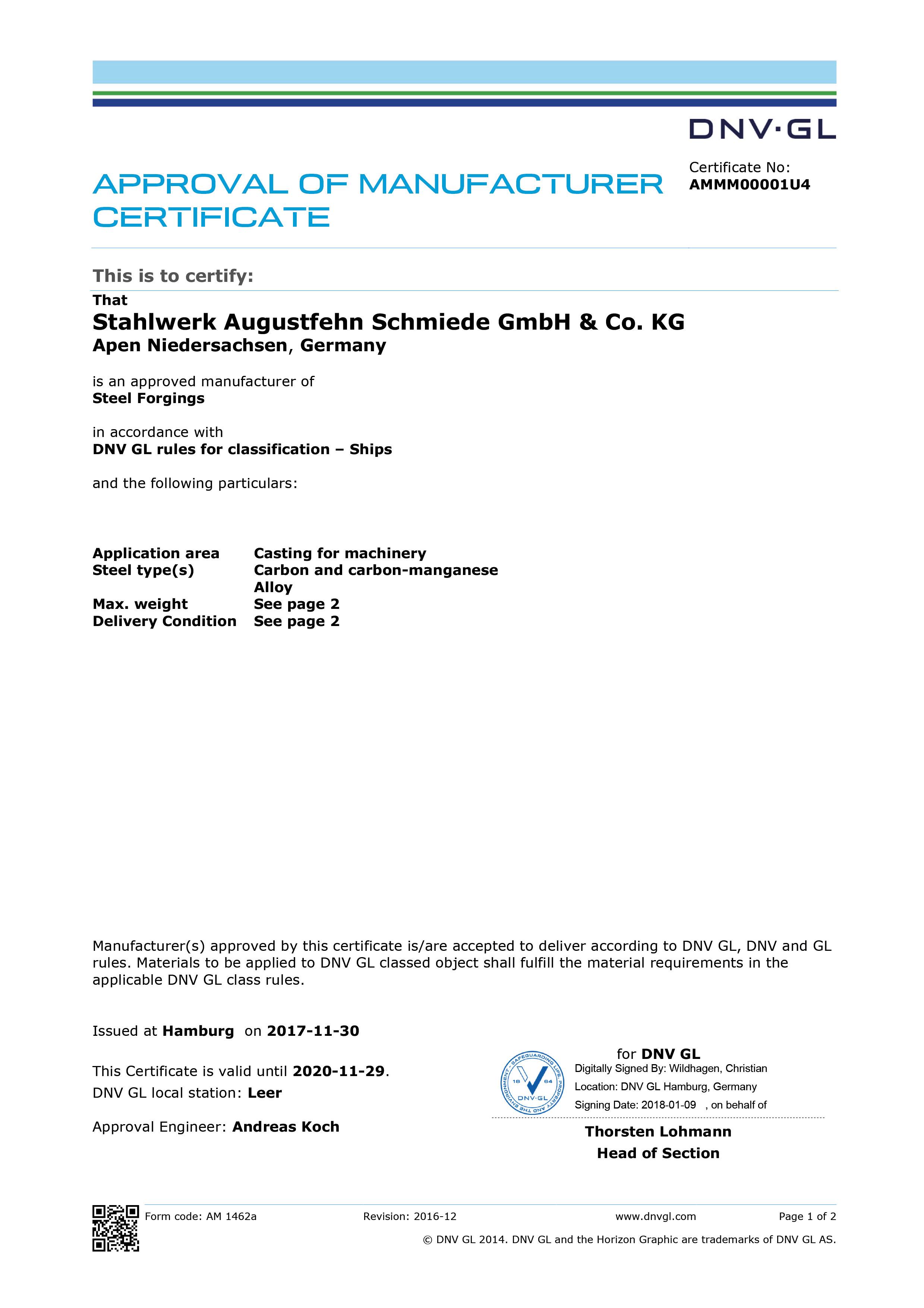 DNVGL-Zertifikat_AMMM00001U4_2017.11